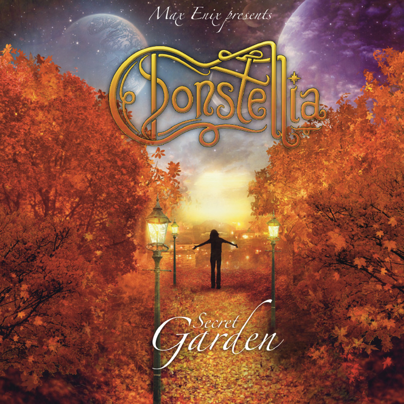 Secret Garden - Le dernier album de Constellia